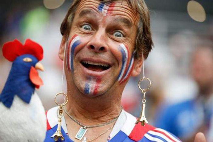 بالصور: فرنسا تتوج بلقب كأس العالم للمرة الثانية في تاريخها بعد فوز كبير على كرواتيا