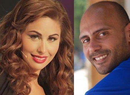 طلاق في شهر العسل لفنانة أردنية وزوجها المصري