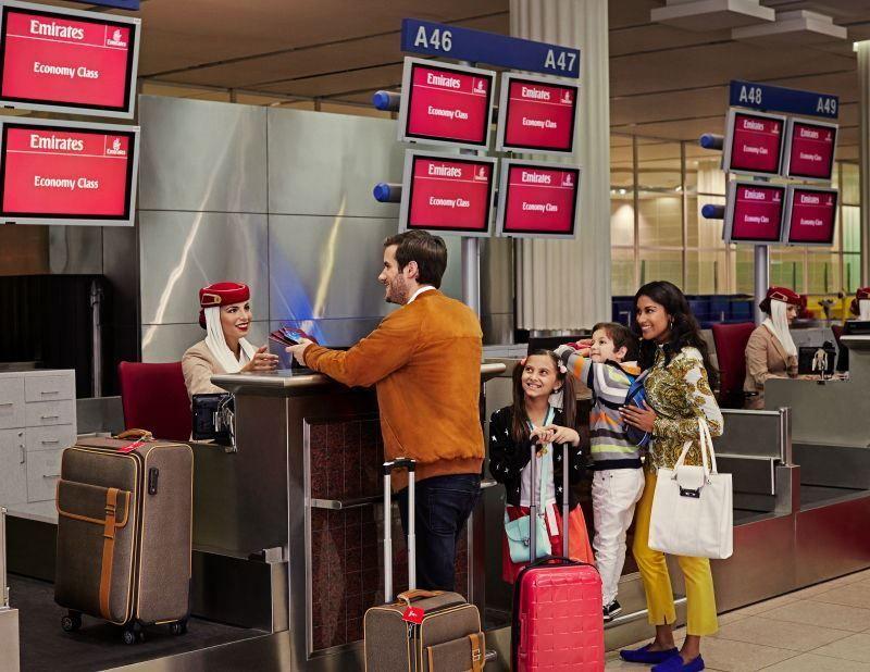 طيران الإمارات تنال شهادة اعتماد «إياتا 753» لعمليات الأمتعة