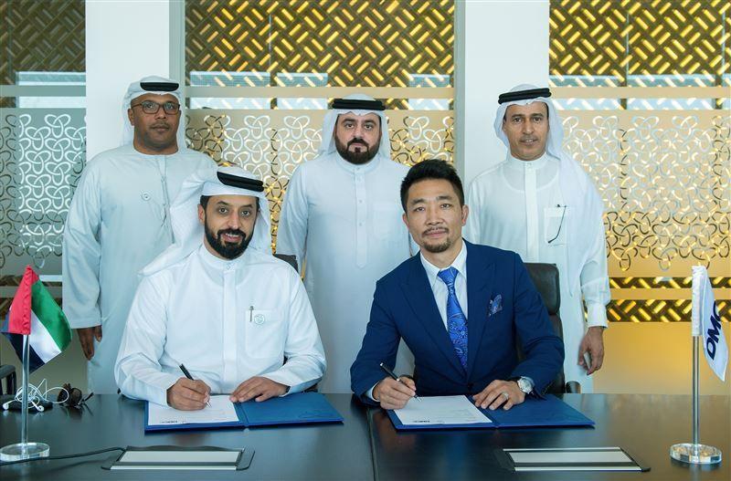 مركز دبي للسلع المتعددة يوقع مذكرة تفاهم لتعزيز التجارة الصينية