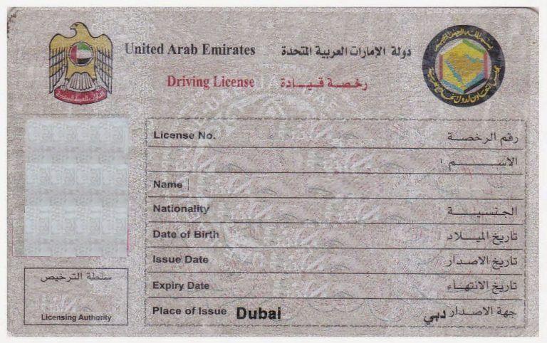 49 دولة تجيز استخدام رخصة القيادة الإماراتية...تعرف عليها