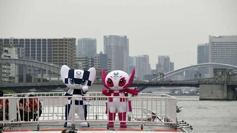 طوكيو تكشف عن أسماء تميمتي أولمبياد 2020