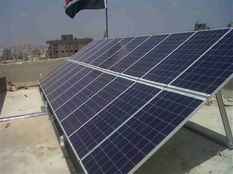 شركة عالمية تؤسس مشروعا مشتركا للطاقة الشمسية في مصر