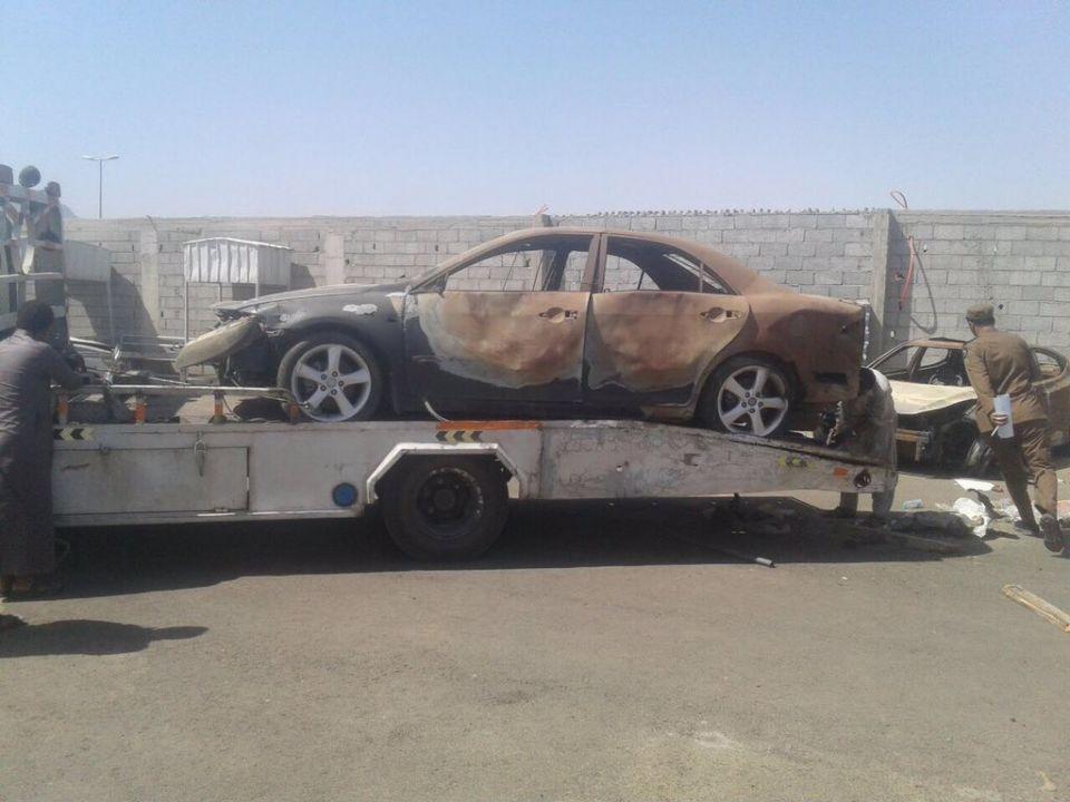 إزالة 46 ألف سيارة تالفة ومهملة في شوارع السعودية