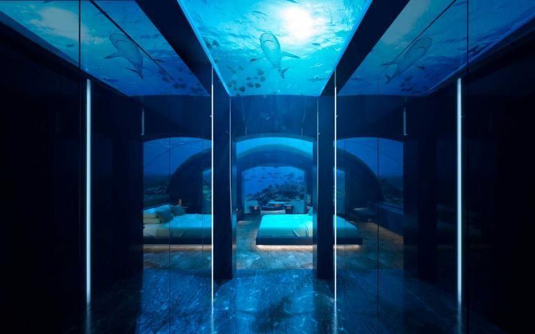 بالصور: 6 فنادق فاخرة تقدم تجربة فريدة من نوعها