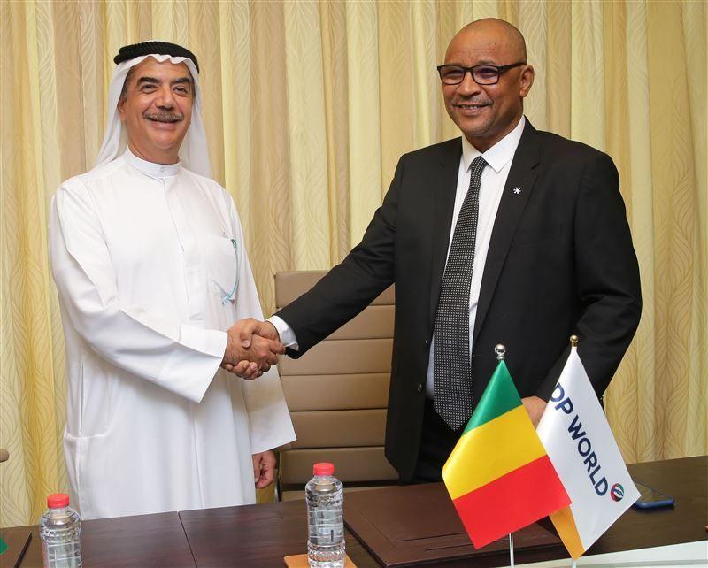 موانئ دبي توقع عقد امتياز لتطوير وتشغيل مركز لوجستي في مالي
