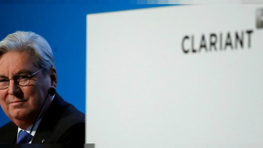 تحديث شركة كلارينت السويسرية بشأن العلاقة مع سابك السعودية قد يتأخر