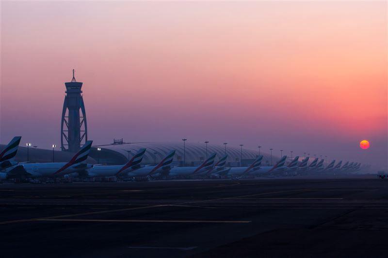 ارتفاع حركة المسافرين الشهرية بمطار دبي 11.7% في يونيو