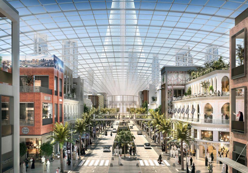 استثمارات «دبي سكوير» تبلغ 10 مليارات درهم