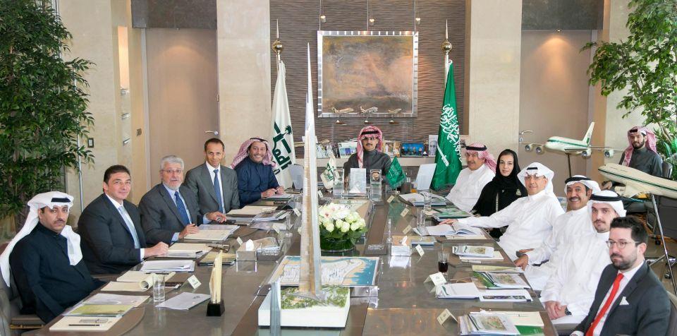 تعيين محمد محمود فهمي سليمان عضواً تنفيذياً للاستثمارات في شركة المملكة القابضة