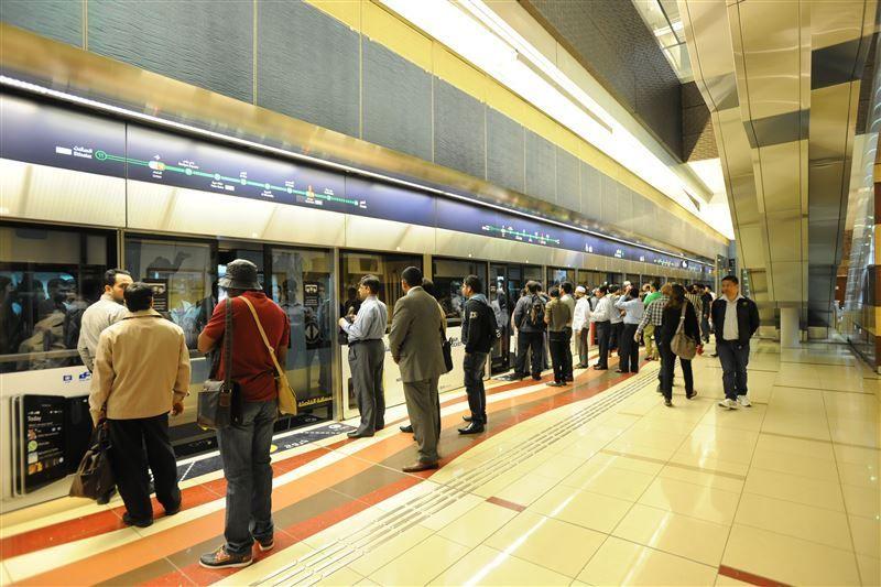 278 مليون راكب استخدموا وسائل النقل الجماعي في دبي