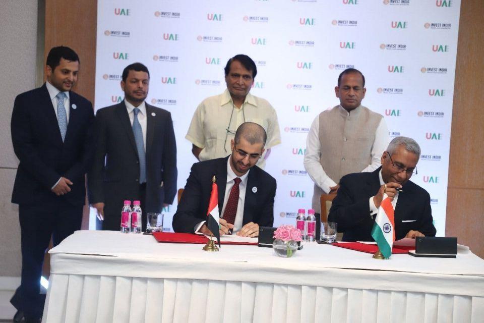 الإمارات والهند تدشنان شراكة استراتيجية في قطاع الذكاء الاصطناعي