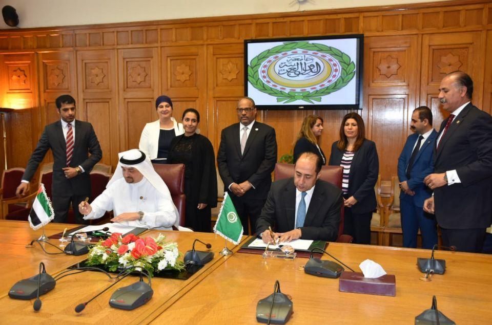 الجامعة العربية تشارك في فعاليات إكسبو 2020 دبي