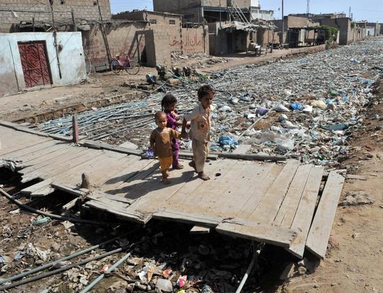أكثر المدن تلوثاً في العالم