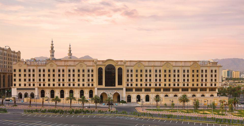 ماريوت الدولية تفتتح أكبر فندق في العالم بمدينة مكة المكرمة