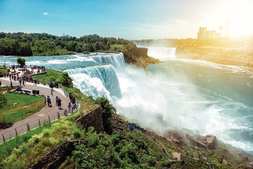 بالصور: أجمل 10 شلالات في العالم