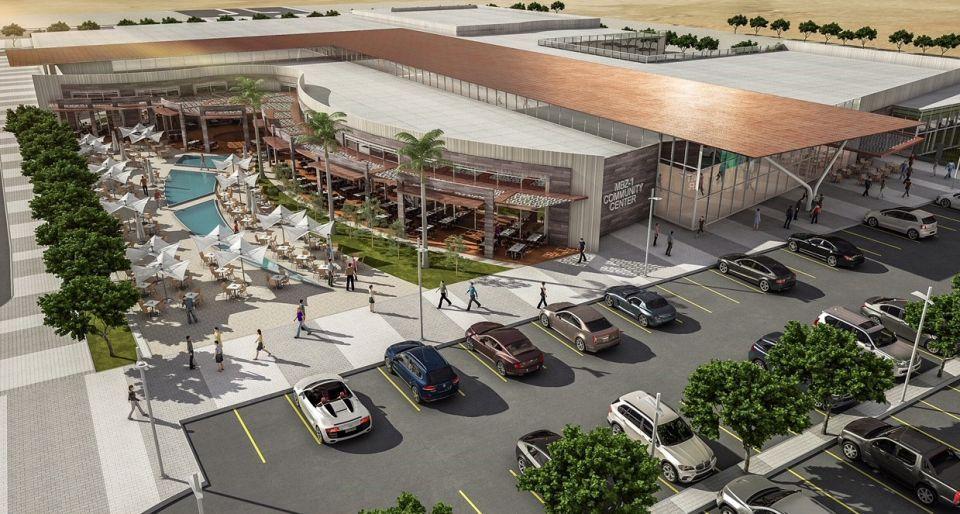أبوظبي: إنشاء سوق في مدينة محمد بن زايد ومحطة خدمة في الشوامخ