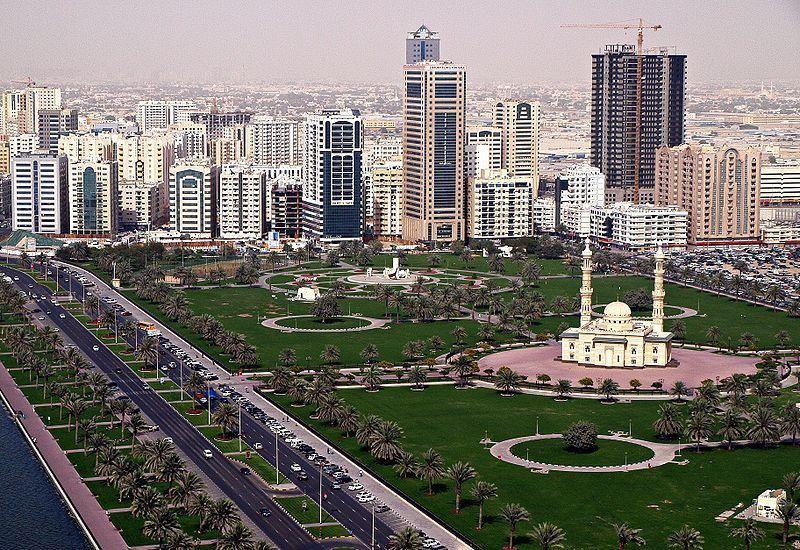 الشارقة تعتزم إنشاء أول مركز تجاري وحديقة عمالية ترفيهية في الإمارات