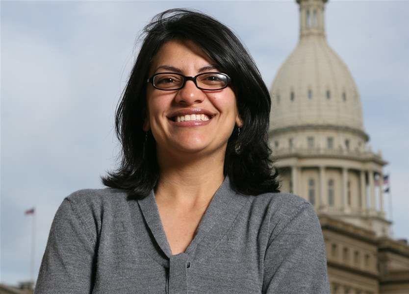 فوز أول عربية مسلمة بعضوية الكونغرس الأمريكي