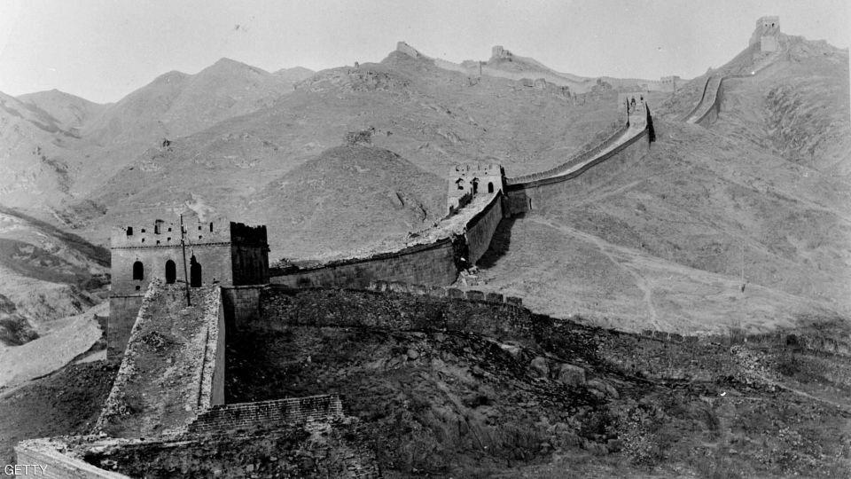 بالصور: حقائق غريبة عن سور الصين العظيم