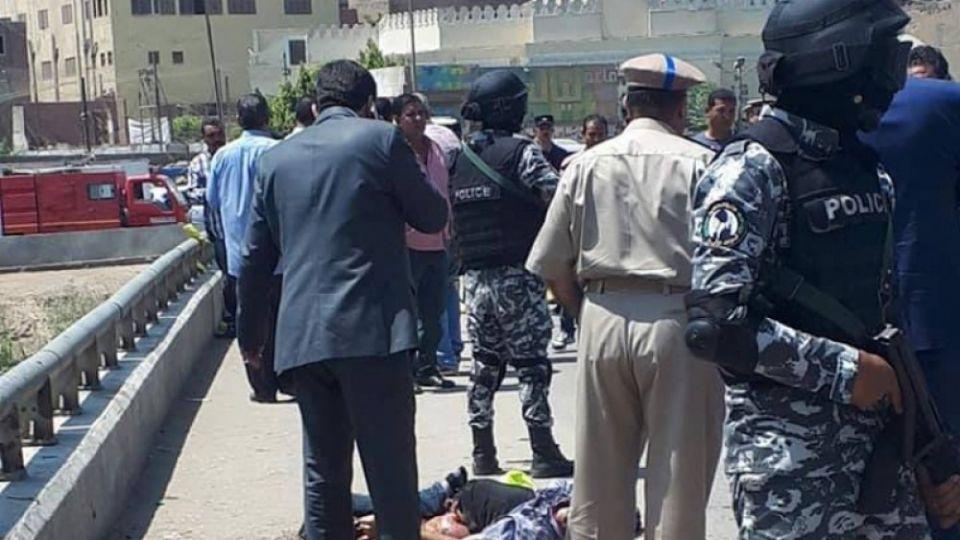إحباط محاولة انتحاري استهدف كنيسة العذراء شمال القاهرة