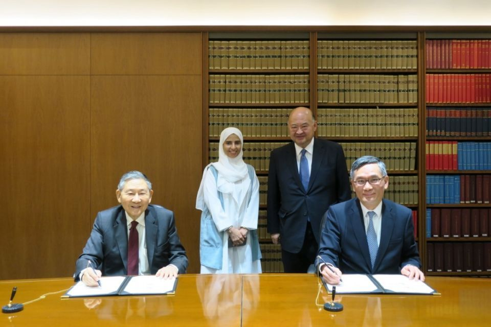 محاكم مركز دبي المالي العالمي توقع مذكرة مع المحكمة العليا في هونغ كونغ