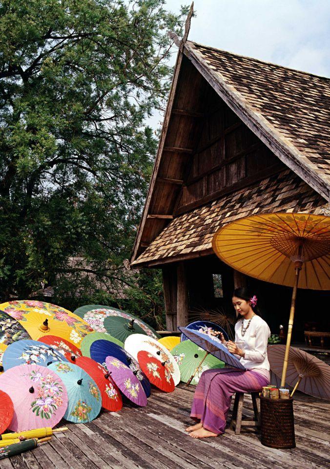بالصور: تايلاند وجهة مثالية للسائحات من منطقة الشرق الأوسط