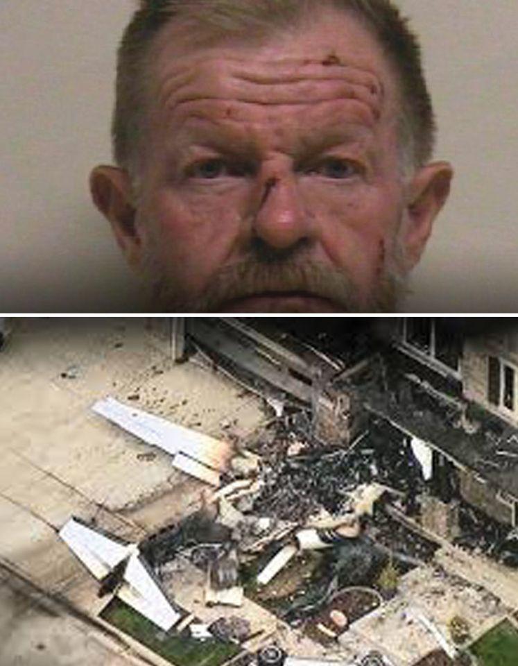 مقتل طيار سرق طائرة ليقتل زوجته بهجوم انتحاري