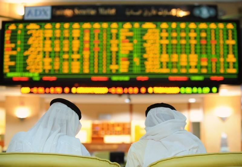 أبوظبي المالي في صدارة بورصات الخليج عند الختام