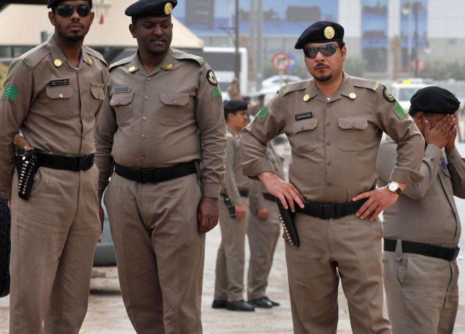 إعدام سعودي أطلق النار على رأس والده ثم حرقه