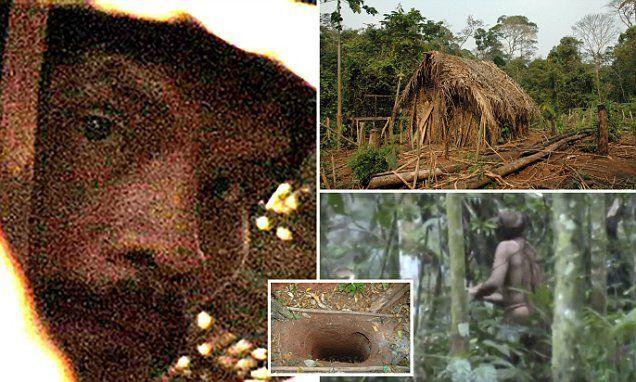 أول صورة لزعيم قبيلة برازيلية منقرضة قتل مؤخرا