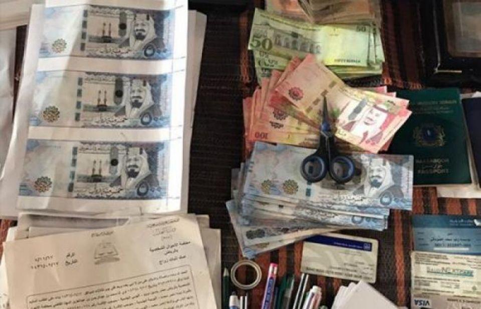 تخصصو في تزييف الوثائق والعملات.. القبض على «عصابة الوافدين السبعة» بالرياض