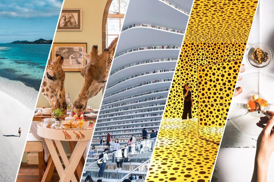 بالصور: مجلة تايم تكشف عن أفضل الأماكن بالعالم للزيارة في عام 2018