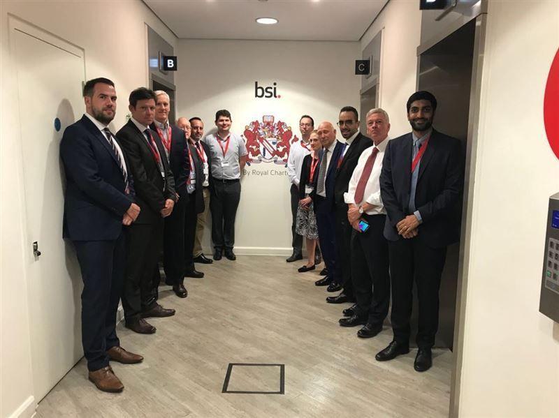 كهرباء دبي تبادر بوضع مواصفة «بي ايه إس» لإدارة المخاطر