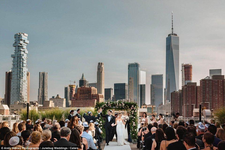 صور الزفاف المذهلة هذه تفوز بأفضل وجهة لعام 2018