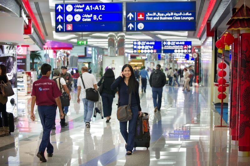 إقامة دبي تنهي إجراءات مليون و138 ألف مسافر خلال عطلة عيد الأضحى