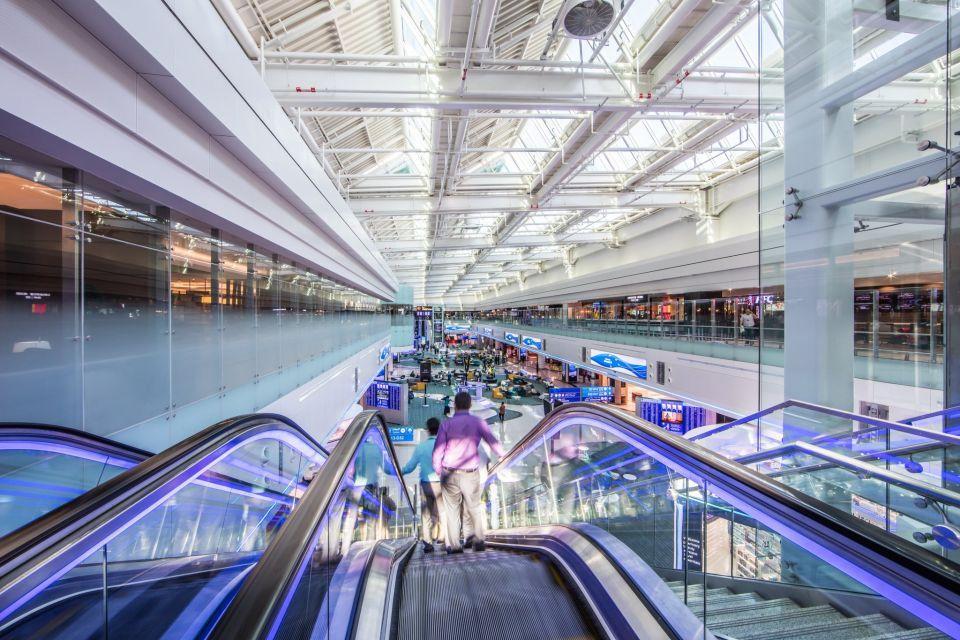 مطار دبي الدولي يسجل رقما قياسيا جديدا بعدد الركاب في شهر