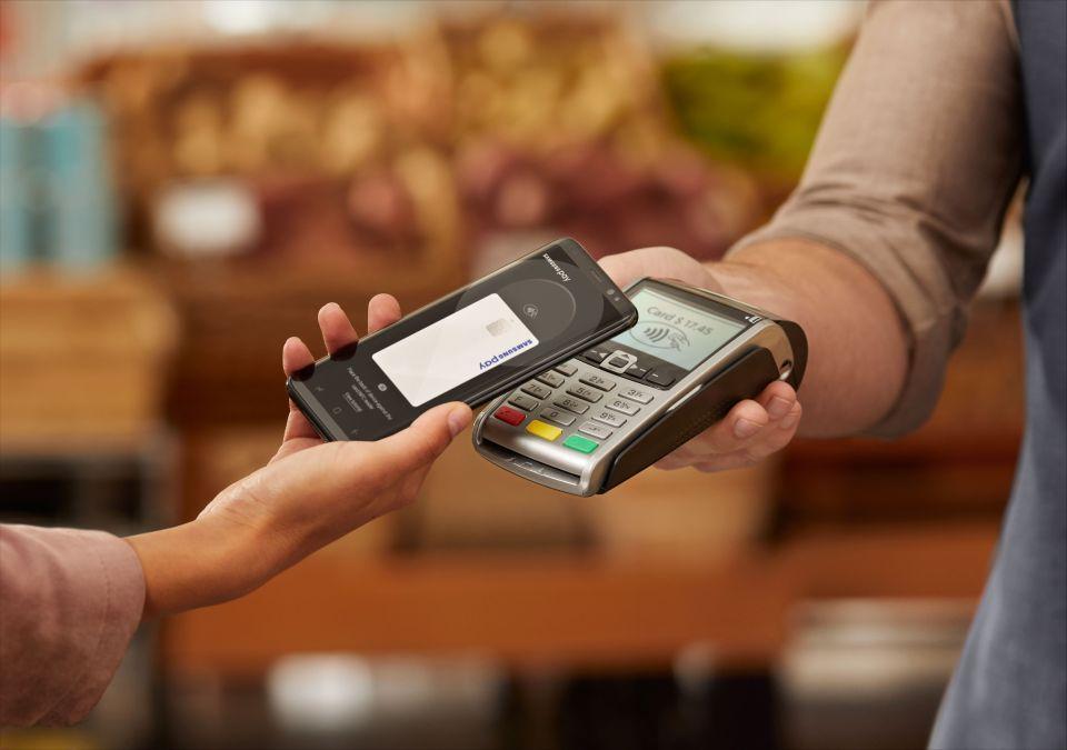إطلاق قسائم للتخفيضات من Samsung pay في الإمارات