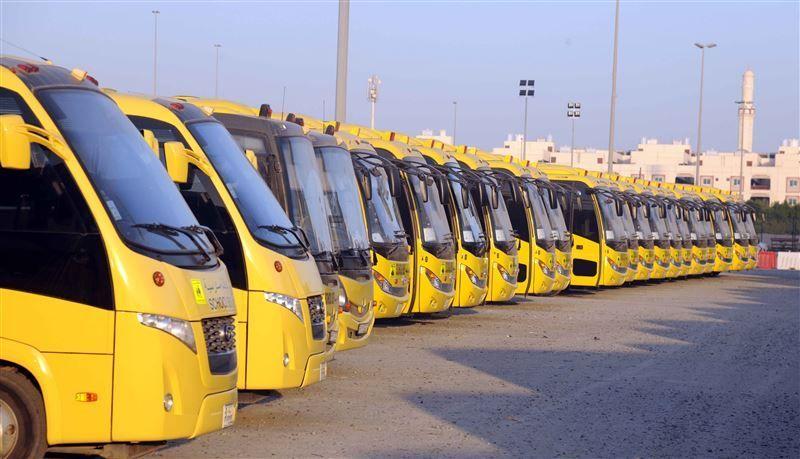 طرق دبي تستعد للعام الدراسي بتوفير 368 حافلة ذكية لـ 17 مدرسة