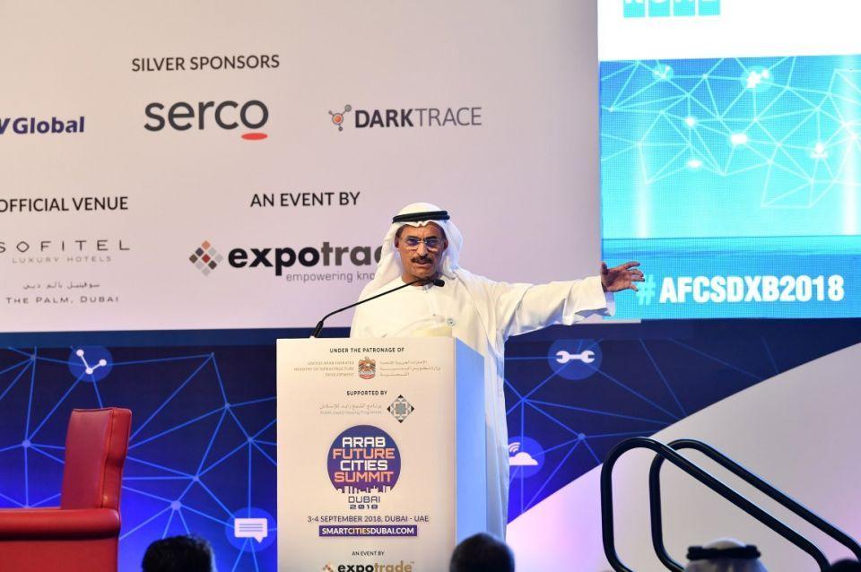 دبي: افتتاح قمة مدن المستقبل في العالم العربي 2018