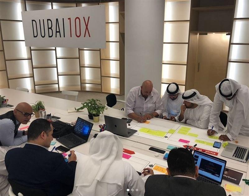 دبي للمستقبل تعتمد 5 جهات حكومية شركاء للمرحلة الثانية من «دبي 10X»