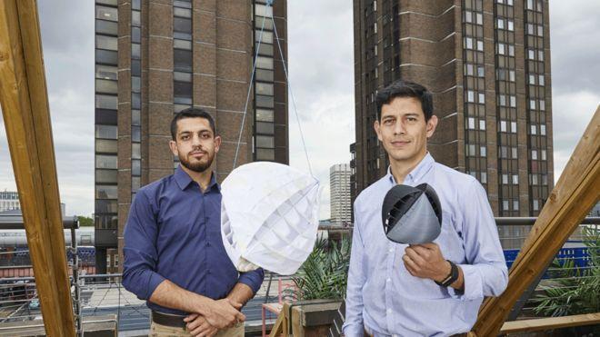مروحة توليد كهرباء للبيوت تفوز بجائزة دايسون البريطانية