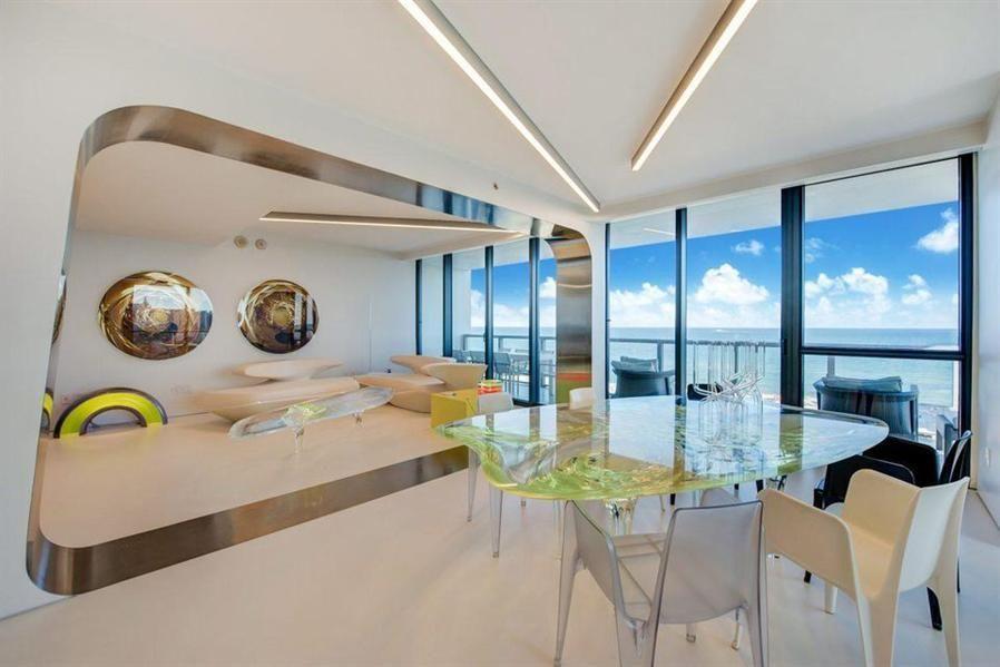 بالصور : بيع شقة المعمارية الراحلة زها حديد في ميامي مقابل 5.75 مليون دولار