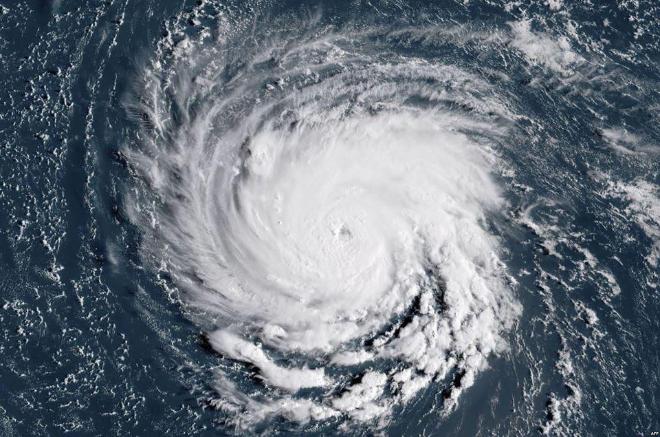 إعصار يهدد 4 ولايات أمريكية و إجلاء قسري لمليون شخص في ساوث كارولاينا