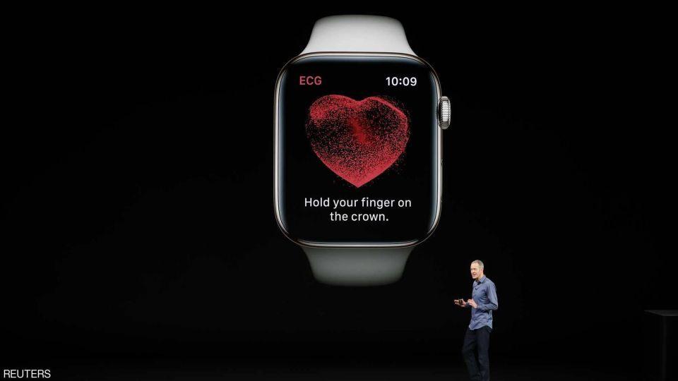 أطباء القلب يشتكون من ساعة أبل الجديدة:‹ ستزيد من الزيارات غير الضروية للأطباء›