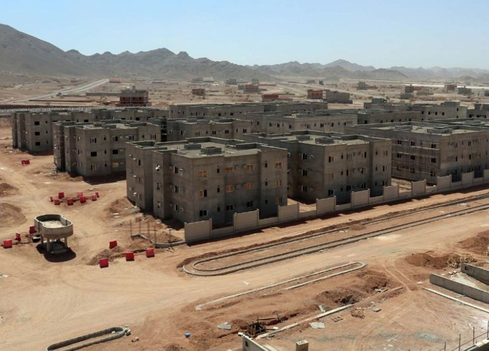 كم وحدة أنجزتها وزارة الإسكان السعودية أخر سنة؟