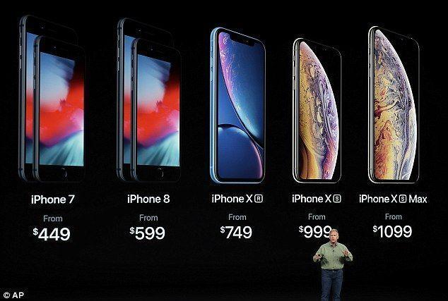 متى ستطرح أبل أغلى هواتفها وأكبرها أيفون Xs في السعودية