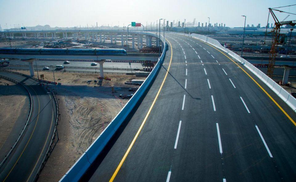 طرق دبي تفتتح مشروع تطوير التقاطع السابع وشارعي اليلايس والأصايل