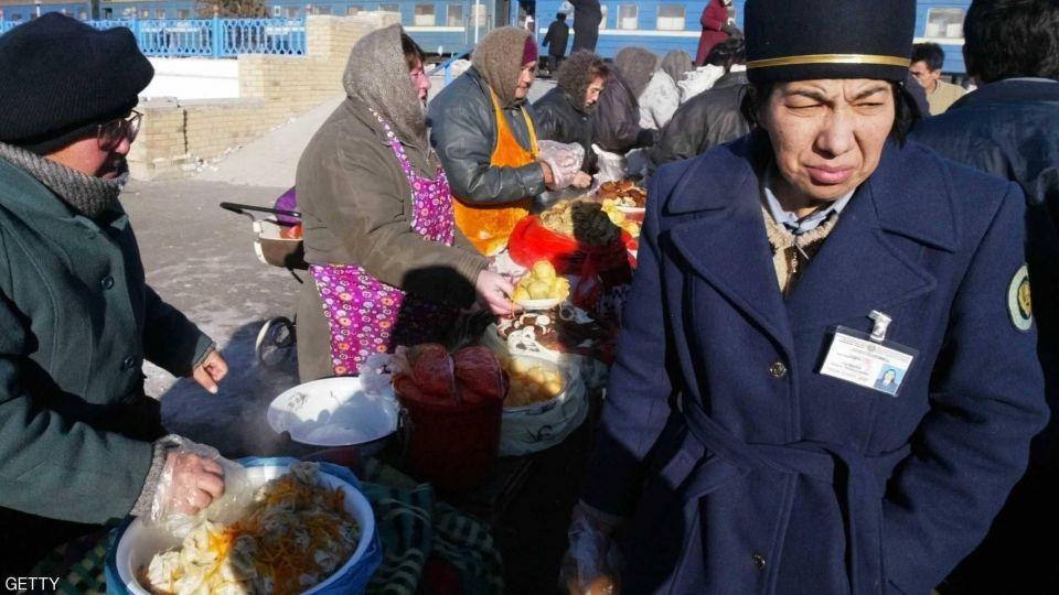 بالصور : كازاخستان تحيي مهرجان التفاح 2018