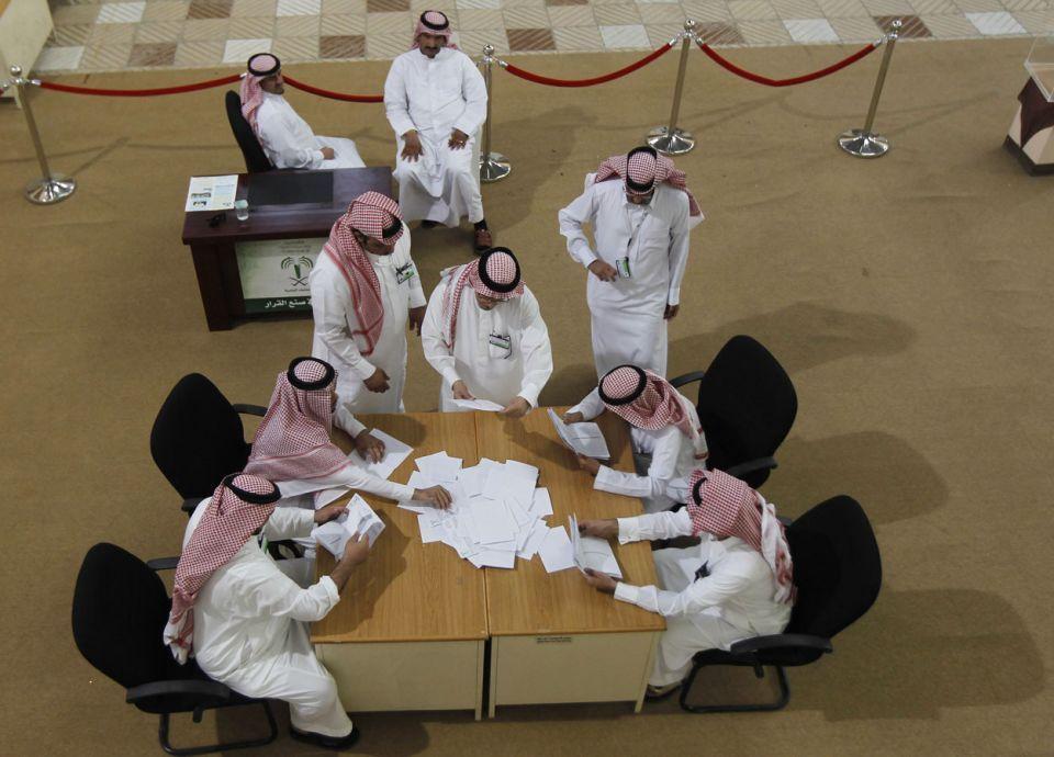 انخفاض جديد للموظفين الأجانب في القطاع الحكومي السعودي